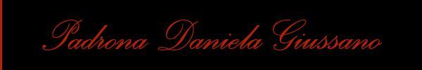 Daniela Giussano  Giussano Mistress Trans 3899626432 Sito Personale Class