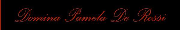 Domina Pamela De Rossi