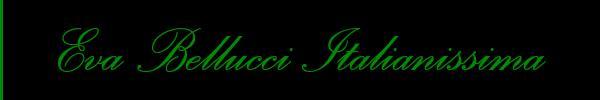 Eva Bellucci Italianissima  Gioia Tauro Trans 3662055808 Sito Personale Class