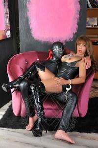 Mistress TransMistress Roxy
