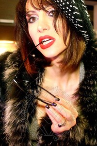 Mistress TransRegina Audrey Italiana Mistresstrans
