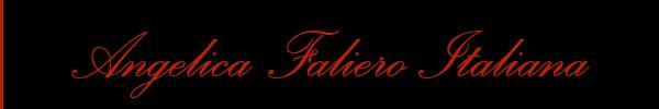 Angelica Faliero  Milano Mistress 3923252944 Sito Personale