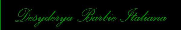 Desyderya Barbie Italiana  Agrigento Trans 3345384236 Sito Personale Class