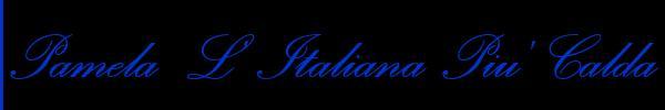 3334877872 Vieni a vedere le foto del sito personale di Pamela  L' Italiana Piu' Calda su toptransescortclass.it