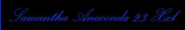 3335695336 Vieni a vedere le foto del sito personale di Sasha Ancaconda 23 Motivi su toptransescortclass.it