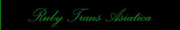 3664828897 Vieni a vedere le foto del sito personale di Ruby Trans Asiatica su toptransclass.it