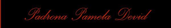 349 2794319 vedi le foto di Padrona Pamela Devid sul suo sito personale topmistresstransitalia.it