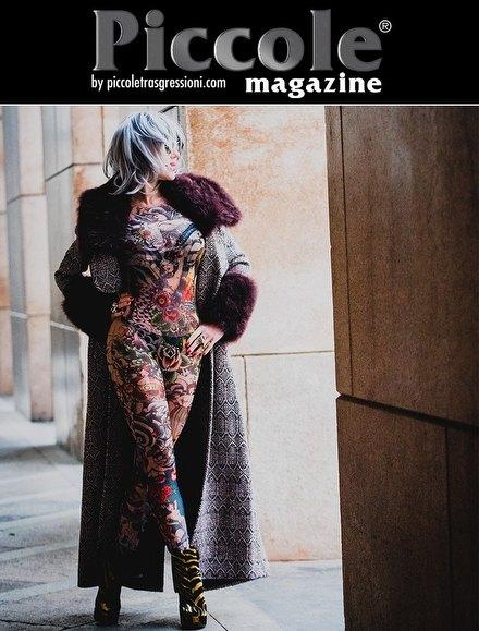 video intervista girl Angelica Faliero Italiana