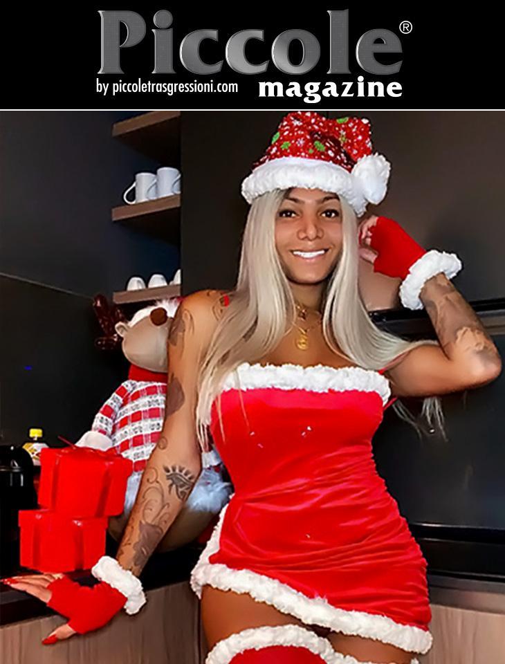 Natale 2020: ecco le bellissime inserzioniste vestite a tema!