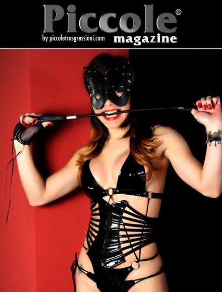 Intervista mistresstransex - Malena: una Mistress esclusiva!