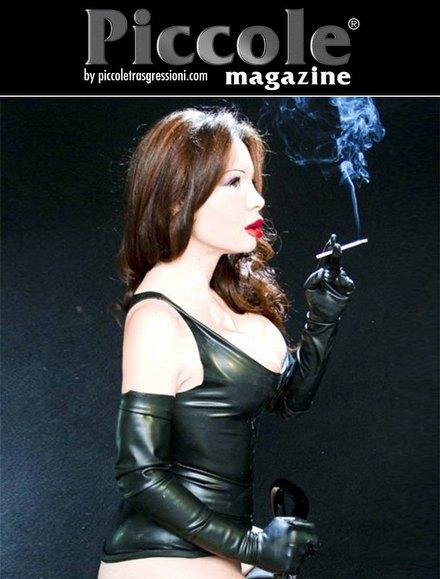 video intervista mistresstrans Giudy Bocca Italiana