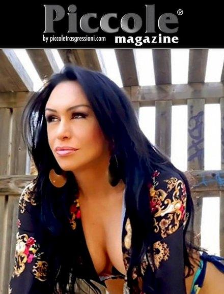 video intervista trans Ivana Spears Pornostar