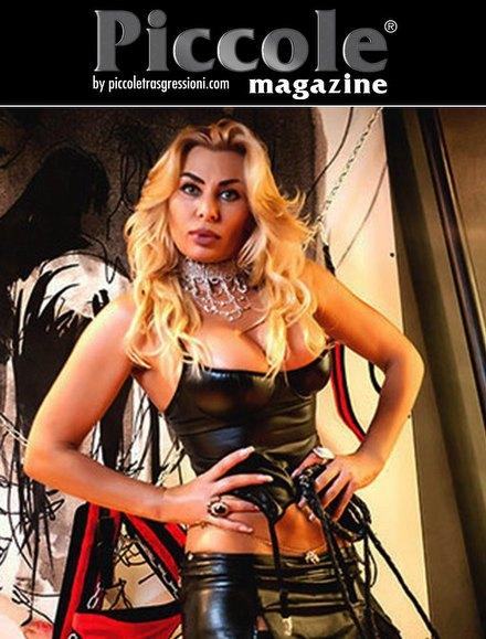 video intervista mistress Kalliope