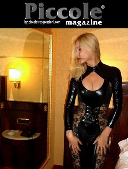 video intervista mistresstrans Lady Cindy