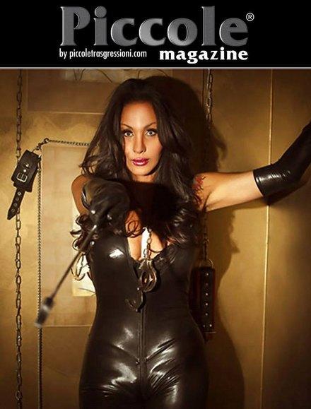 video intervista mistresstrans Lady Sabrina