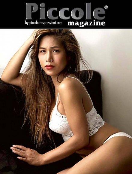video intervista trans Liisa Ladyboy Asiatica