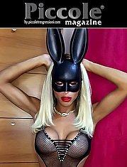 Foto Dell'intervista Di Miss Angel Pornostar