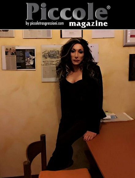 video intervista trans Miss Mary Ferrari