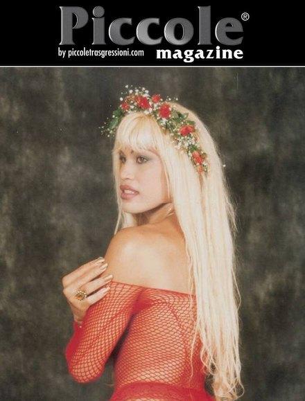 Intervista trans - Speciale Nicole Vip Venturiny