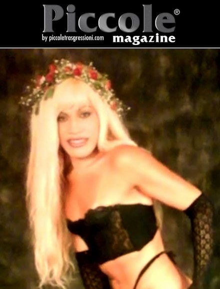 video intervista trans Nicole Vip Venturiny