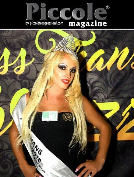 Intervista transex - Intervista a Pamela Viana, Miss Trans Abruzzo 2018