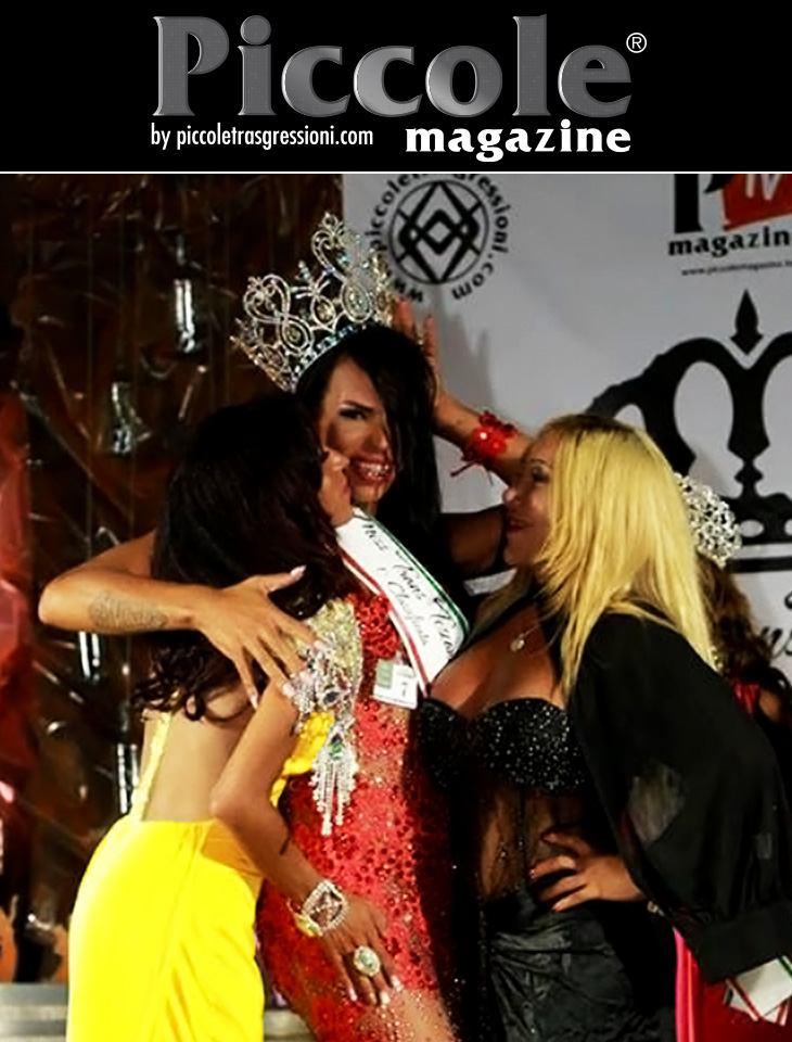 Intervista a Rayla Rios, Miss Trans Toscana 2018