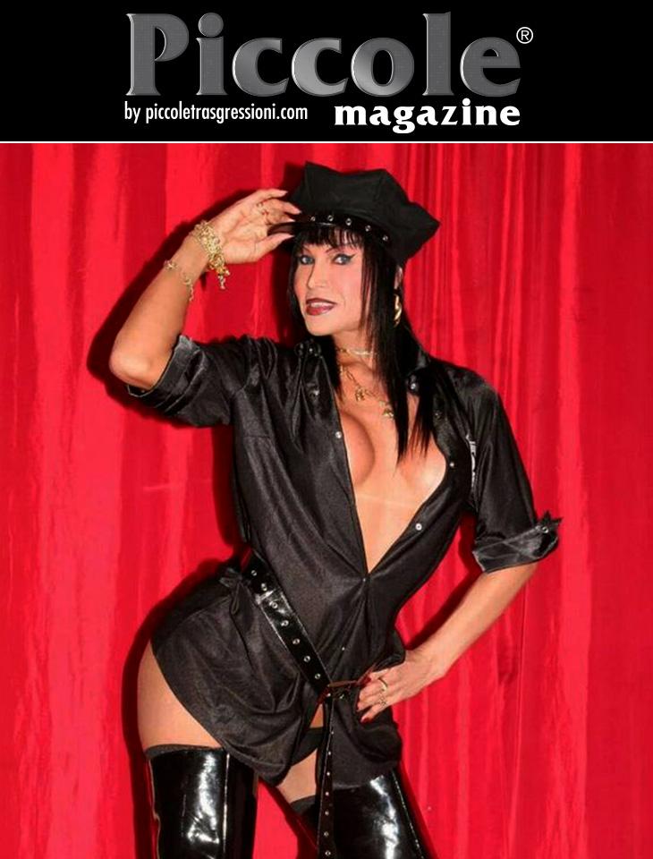 Intervista alla Mistress Roberta Kelly