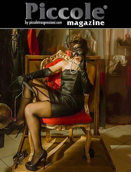 video intervista mistress Sacerdotessa Maria