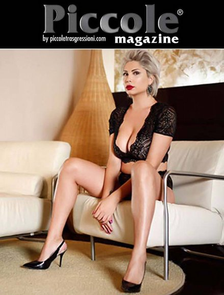 Intervista Intervista Sasha Ysmith -