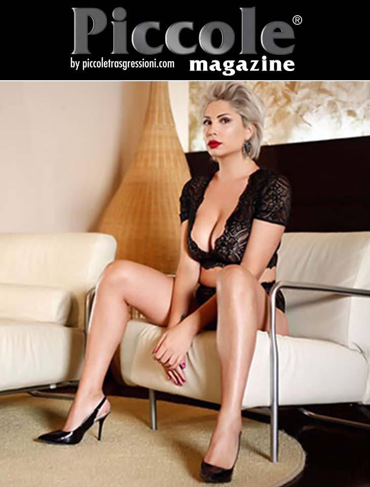 Intervista Sasha Ysmith -