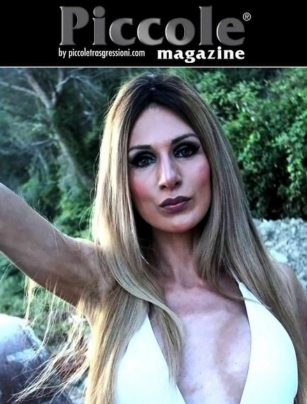 Intervista trans - Buon compleanno Veronica Dion!