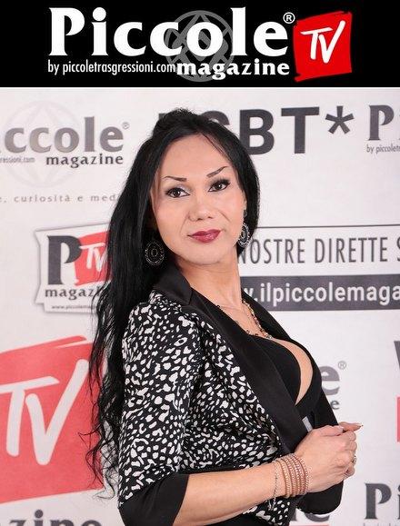 video intervista trans Adriana Paulett