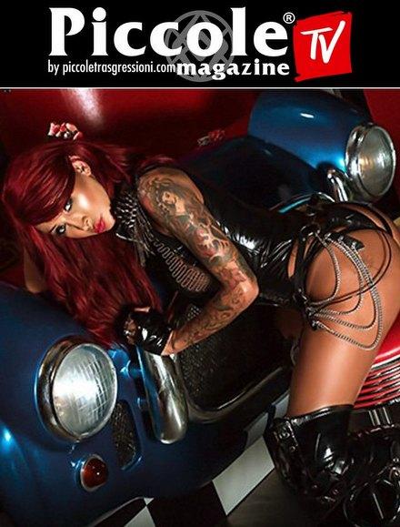 Guarda la video intervista 'Intervista a Monica Kicelly, una Mistress trans ...' sul Piccole Magazine TV