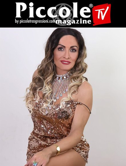 video intervista trans Nadia Grey