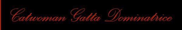 Catwoman Gatta Dominatrice  Jesi Mistress Trans 3889581308 Sito Personale Class