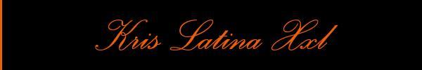 Kris Latina Xxl