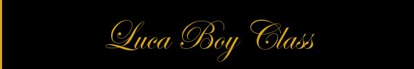 Foto del sito personale di Luca Boy Class  Boys Bologna