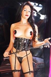Mistress TransMistress Nina Tramontyna