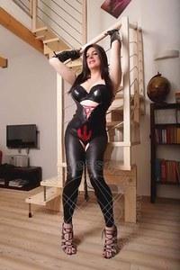 Mistress TravLady Amora Transex Safada