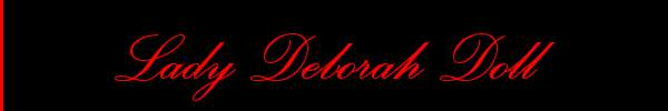 Lady Deborah Doll  Cassino Mistress 3200668174 Sito Personale Class