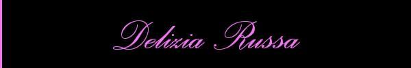 Foto del sito personale di Delizia Russa  Girl Arezzo