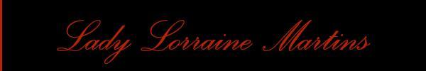 Foto del sito personale di Lady Lorraine Martins  Mistress Trans Asti