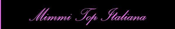 Foto del sito personale di Mimmi Top Italiana  Girl Bari