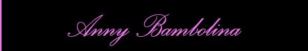 Foto del sito personale di Anny Bambolina  Girl Chiavari