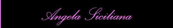 Angela Siciliana  Roma Girl 3396118969 Sito Personale Class