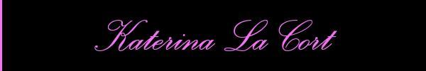 Katerina La Cort  Campobasso Girl 3510513069 Sito Personale Class