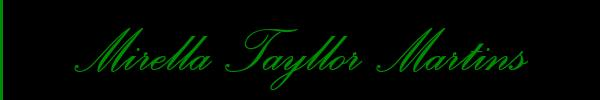 Mirella Tayllor Martins