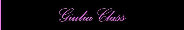 Giulia Class  Forl� Girl 3312042222 Sito Personale Class