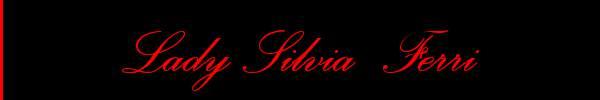 Lady Silvia  Ferri  Torino Mistress Trav 3394504132 Sito Personale Class