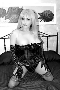 Mistress TransNadia Grey